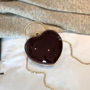 Chic Small Bag Female 2019 New Fashion Patent LeatherChic Small Bag Female 2019 New Fashion Patent Leather